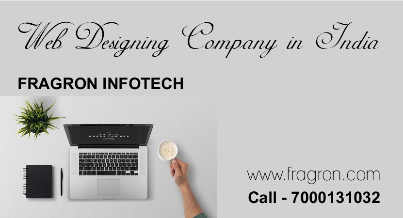 Website Designing Company in India