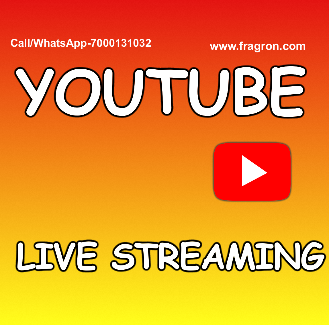 Youtube Live Streaming ?