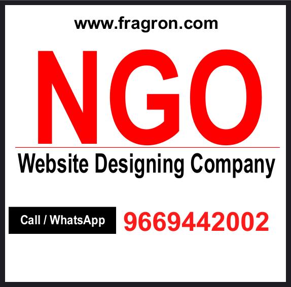 NGO Website Designing Company
