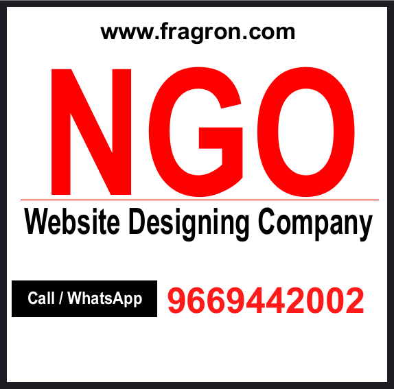 NGO Website Designing Company in India.