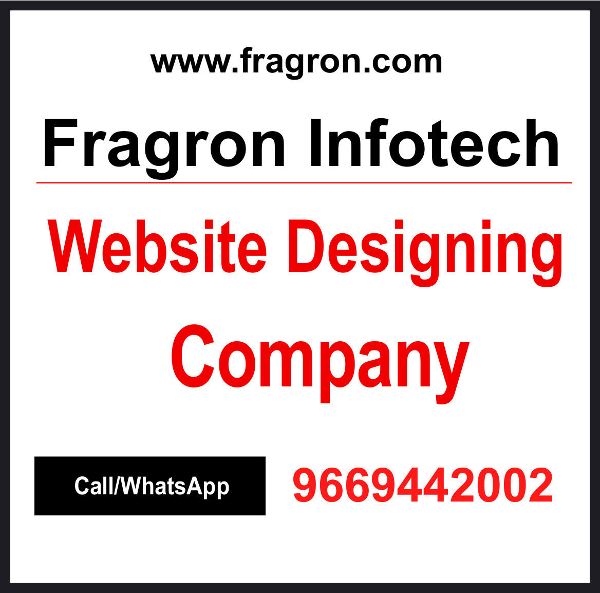 Website Designing Company in India.