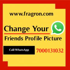 Change Your Friends Profile