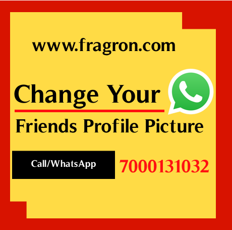 Change your friends profile picture